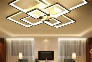 Lưu ý gì khi lựa chọn đèn trang trí cho phòng khách nhỏ?