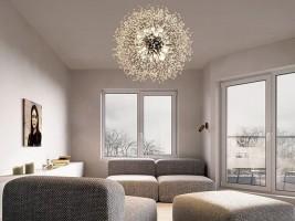Thế Giới Ánh Sáng chuyên cung cấp các mẫu đèn chùm phòng khách tpHCM tốt nhất thị trường