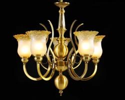 Đèn chùm đồng phong cách cổ điển chất lượng, giá rẻ tại TP.HCM