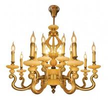 Bí quyết lựa chọn đèn chùm phòng khách Châu Âu phù hợp nhất