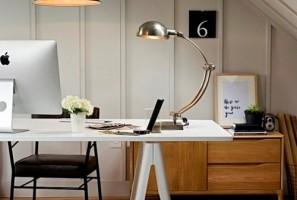 Làm thế nào để có chiếc đèn bàn làm việc phù hợp?