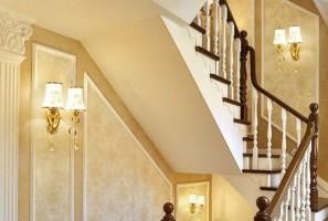 Lợi ích của việc sử dụng đèn hắt tường cầu thang