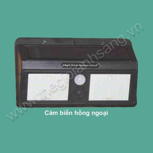 Đèn tường năng lượng mặt trời L190mm AN20-V7317