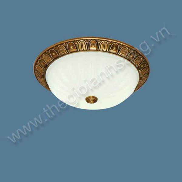 Đèn ốp trần đồng LED Ø310mm AN20-OĐ1027A