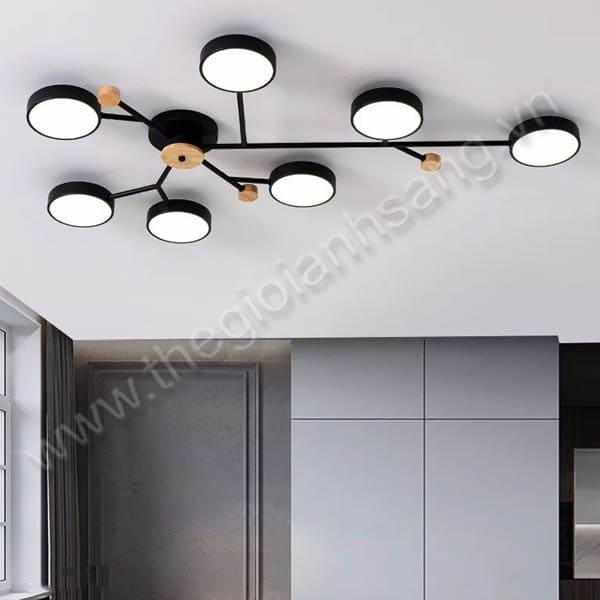 Đèn mâm áp trần LED L1200mm HP20-CY8630/7