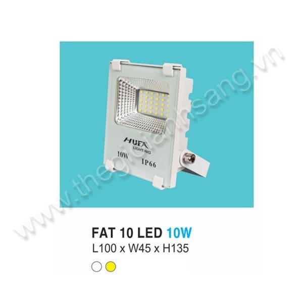 Đèn pha LED 10W HP8-FAT10