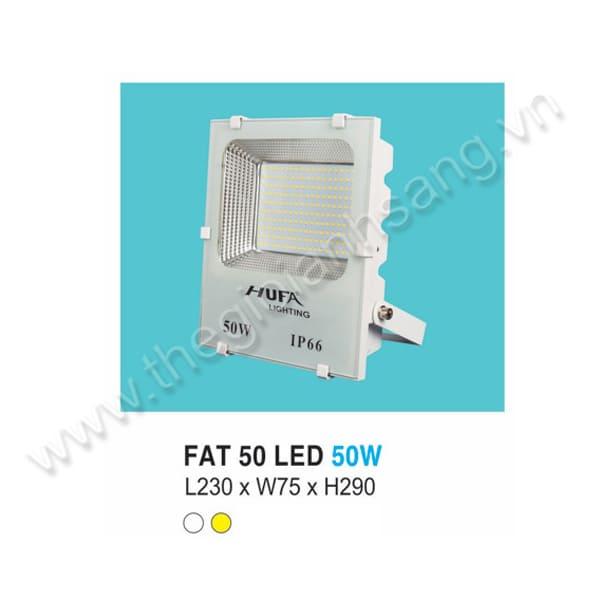 Đèn pha LED 50W HP8-FAT50