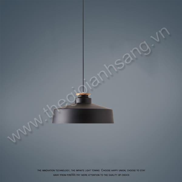 Đèn thả bàn ăn Ø400mm PH20-THCN105/Đen