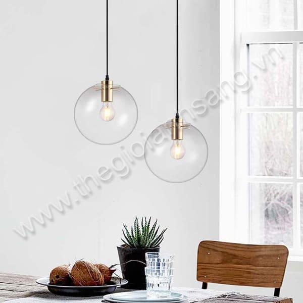 Đèn thả bàn ăn Ø150⇒Ø300mm PH20-THCN70-18
