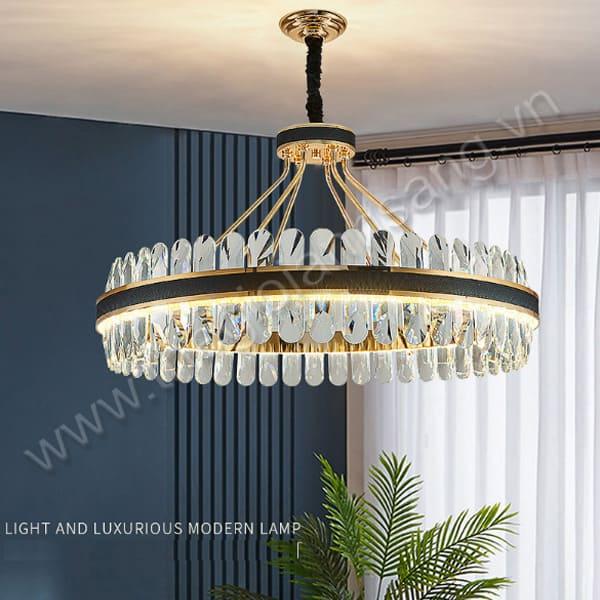 Đèn thả pha lê Ø800mm PH20-TH8136