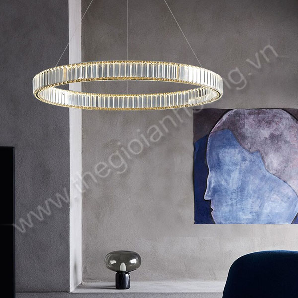 Đèn thả pha lê Ø800mm PH20-TH8084/800