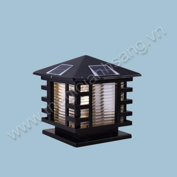 Đèn trụ năng lượng mặt trời Ø250mm HP20-TNL11