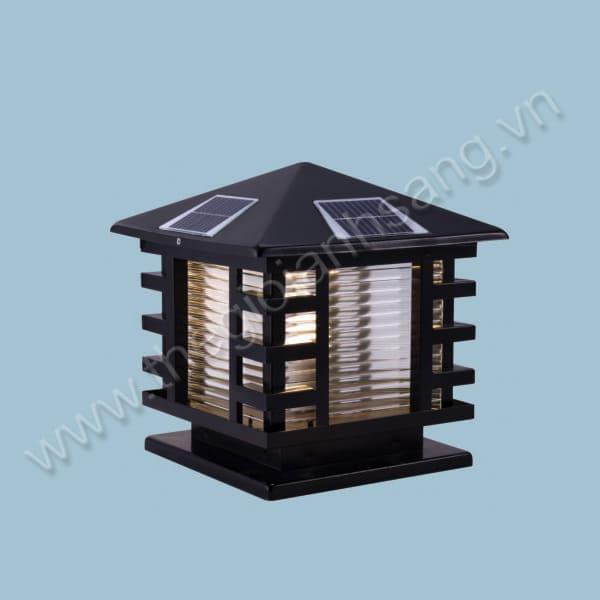 Đèn trụ năng lượng mặt trời Ø300mm HP20-TNL12