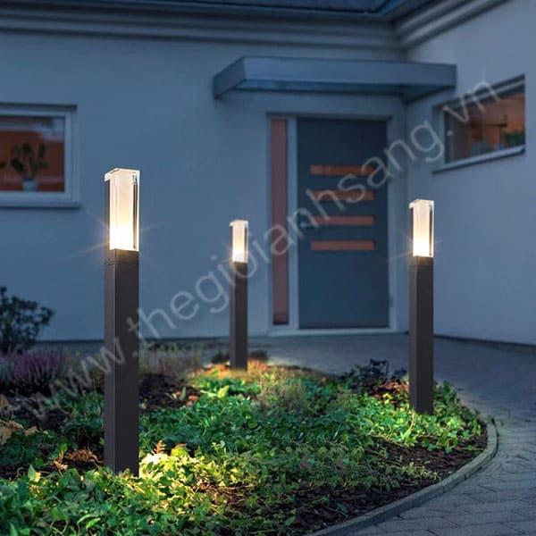 Đèn trụ sân vườn H390mm PH20-SVNT06/390