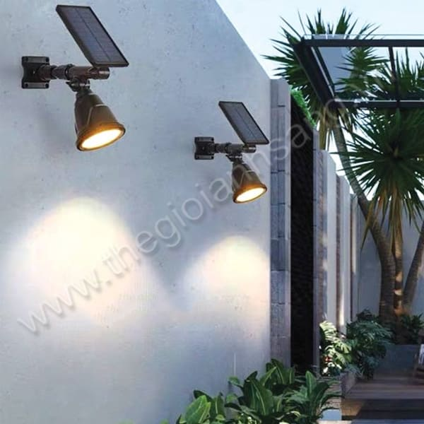 Đèn tường năng lượng mặt trời PH21-VNTSL01