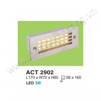 Đèn âm cầu thang LED 3W HP8-ACT2902