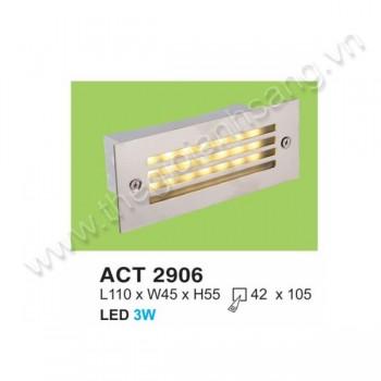 Đèn âm cầu thang LED 3W HP8-ACT2906