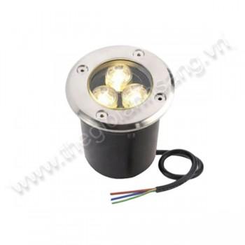 Đèn âm sàn LED 3W-220V HP20-AS01
