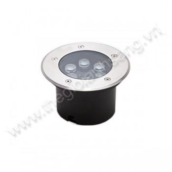 Đèn âm sàn LED 6W-220V HP20-AS02