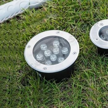 Đèn âm sàn LED 9W-220V HP20-AS03