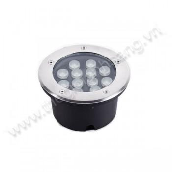 Đèn âm sàn LED 12W-220V HP20-AS04