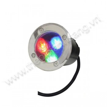 Đèn âm sàn LED 3W-220V HP20-AS05