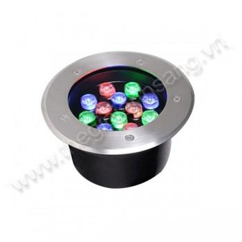 Đèn âm sàn LED 12W-220V HP20-AS08