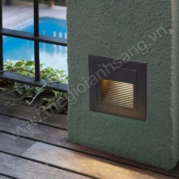 Đèn âm tường, cầu thang LED 3W EC20-AT20