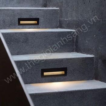 Đèn âm tường, cầu thang LED 3W EC9-AT22
