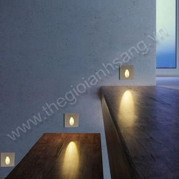 Đèn âm tường, cầu thang LED 1W EC9-AT02
