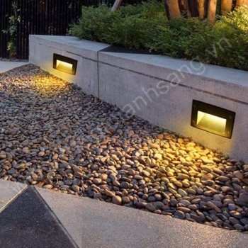 Đèn âm tường, cầu thang LED 5W EC20-AT14