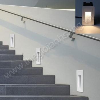 Đèn âm tường, cầu thang LED 3W EC9-AT23
