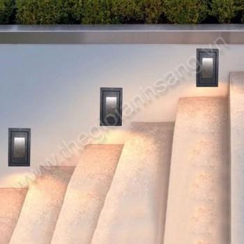 Đèn âm tường, cầu thang LED 3W EC9-AT24