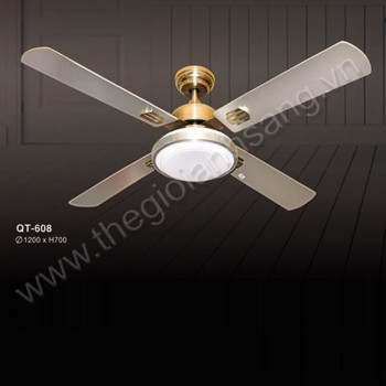 Đèn quạt trần Ø1200mm VA8-QT608