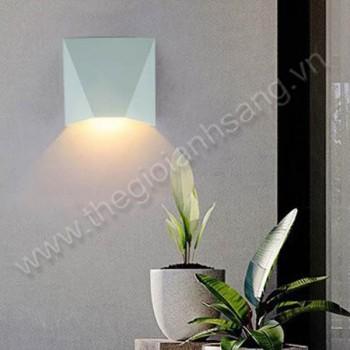 Đèn hắt tường L170xH170mm DC20-VK2286/1TRẮNG