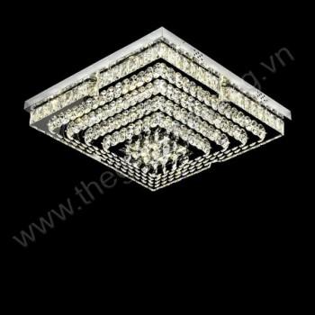 Đèn mâm áp trần Ø500mm DC20-OTPL6373V
