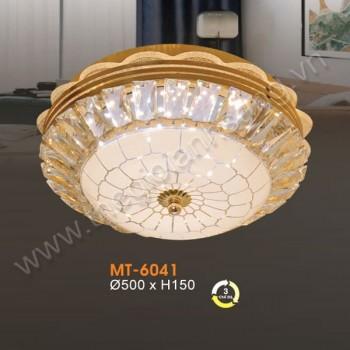 Đèn mâm áp trần LED Ø500mm VA20-MT6041