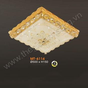 Đèn mâm áp trần LED Ø500mm VA20-MT6114