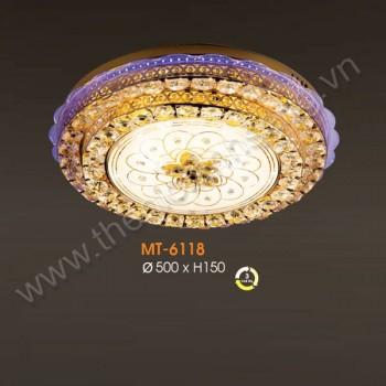 Đèn mâm áp trần LED Ø500mm VA20-MT6118