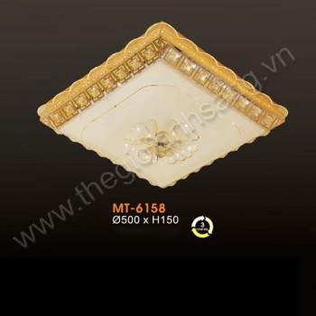 Đèn mâm áp trần LED Ø500mm VA20-MT6158