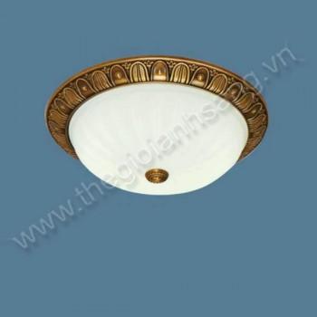 Đèn ốp trần đồng LED Ø400mm AN20-OĐ1027B