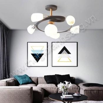 Đèn chùm nghệ thuật Ø600mm  PH21-THCN227