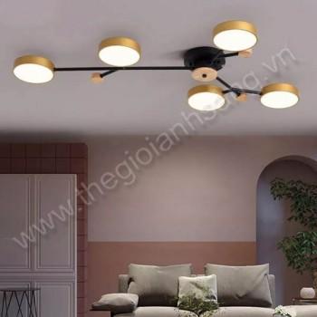 Đèn mâm áp trần LED L1020mm HP20-CY8627/5