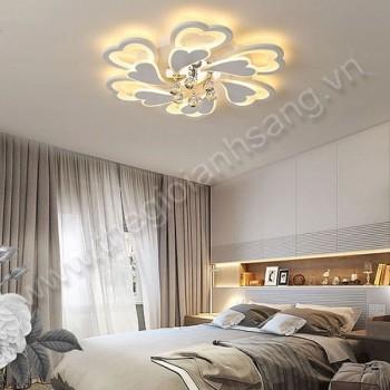 Đèn mâm áp trần LED Ø600mm PH20-MO9042