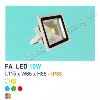 Đèn pha LED 10W HP20-FA10W