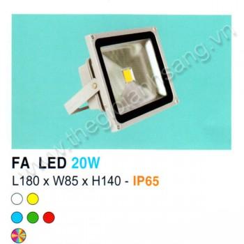 Đèn pha LED 20W HP20-FA20W