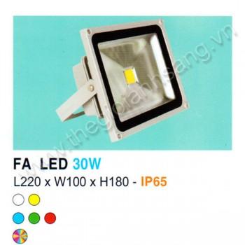 Đèn pha LED 30W HP20-FA30W