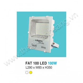 Đèn pha LED 100W HP8-FAT100