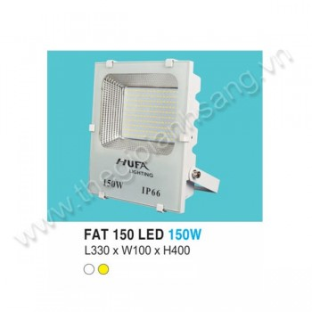 Đèn pha LED 150W HP8-FAT150