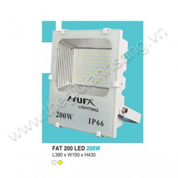 Đèn pha LED 200W HP8-FAT200